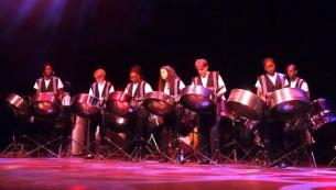 Contrast Steel Orchestra